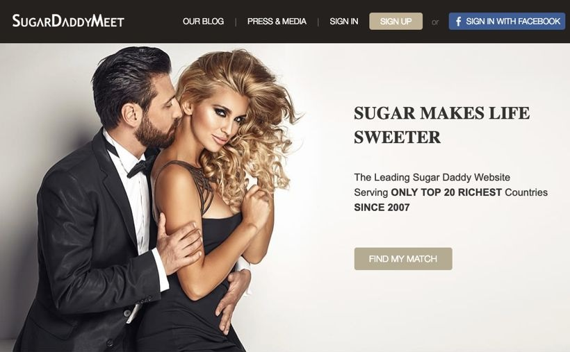 sugardaddymeet review